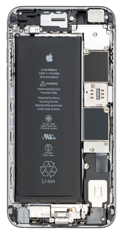 File Apple Iphone 6s Plus Inside Jpg Wikimedia Commons