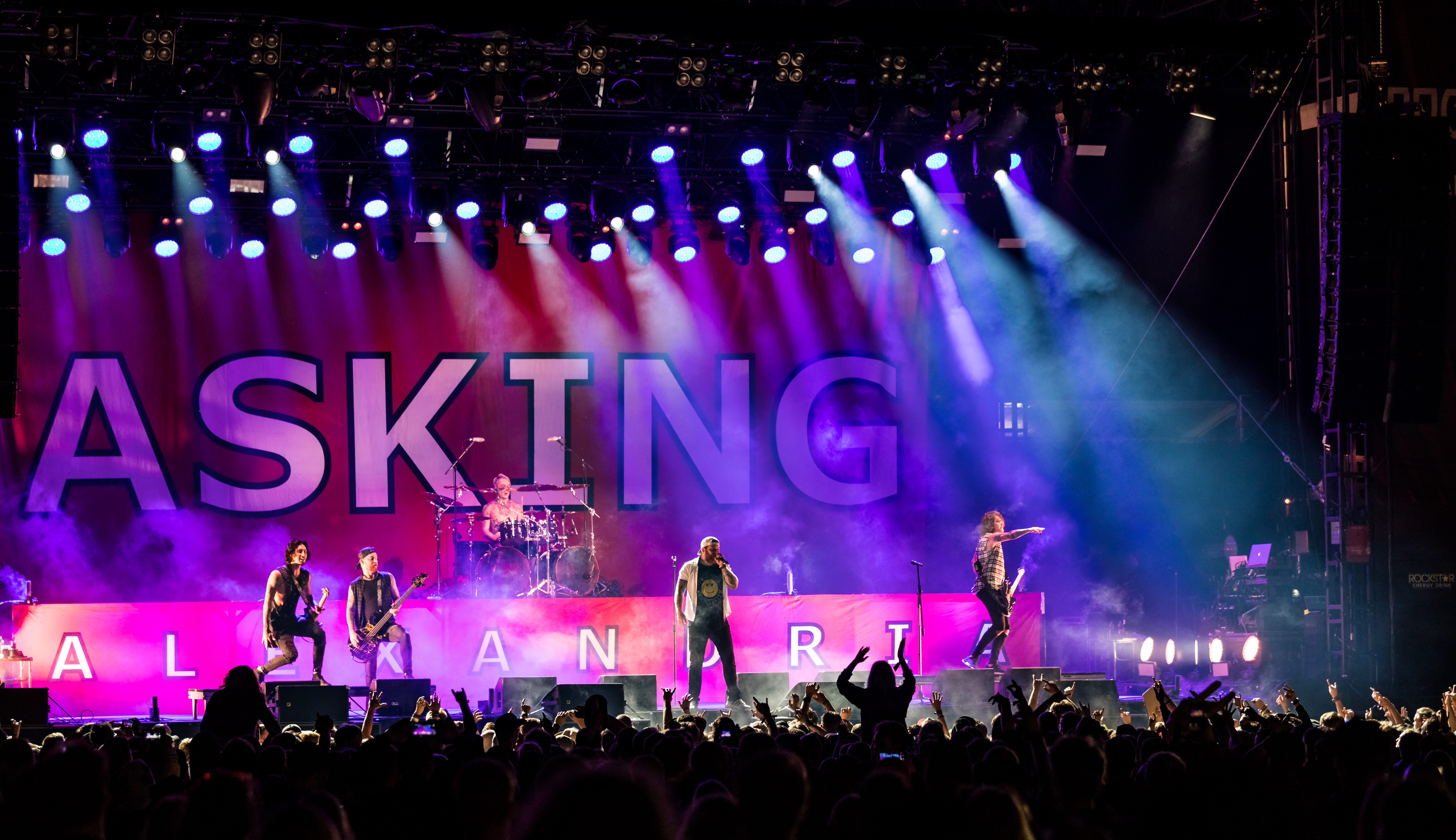Asking Alexandria Wikipedia