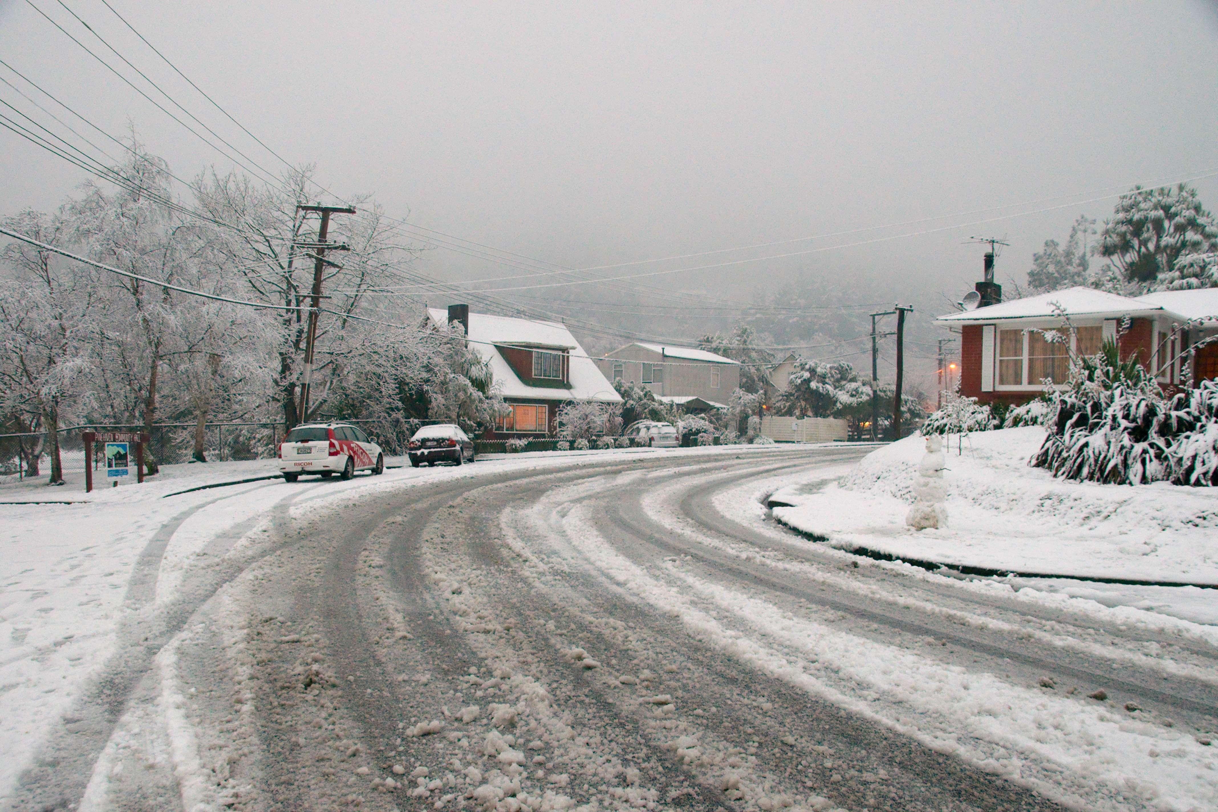 2011 New Zealand Snowstorms Wikipedia