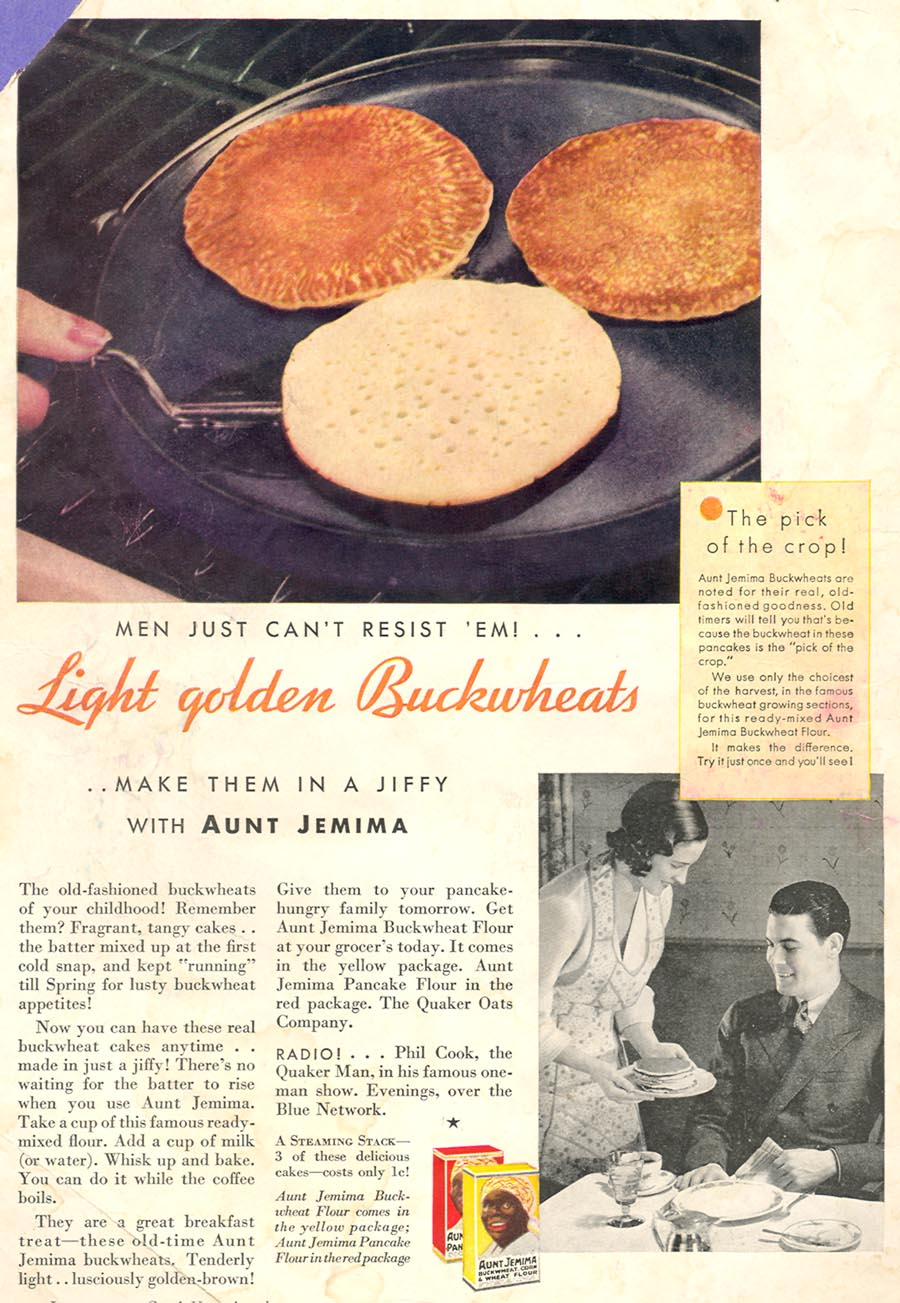 Buckwheat Pancake Wikipedia