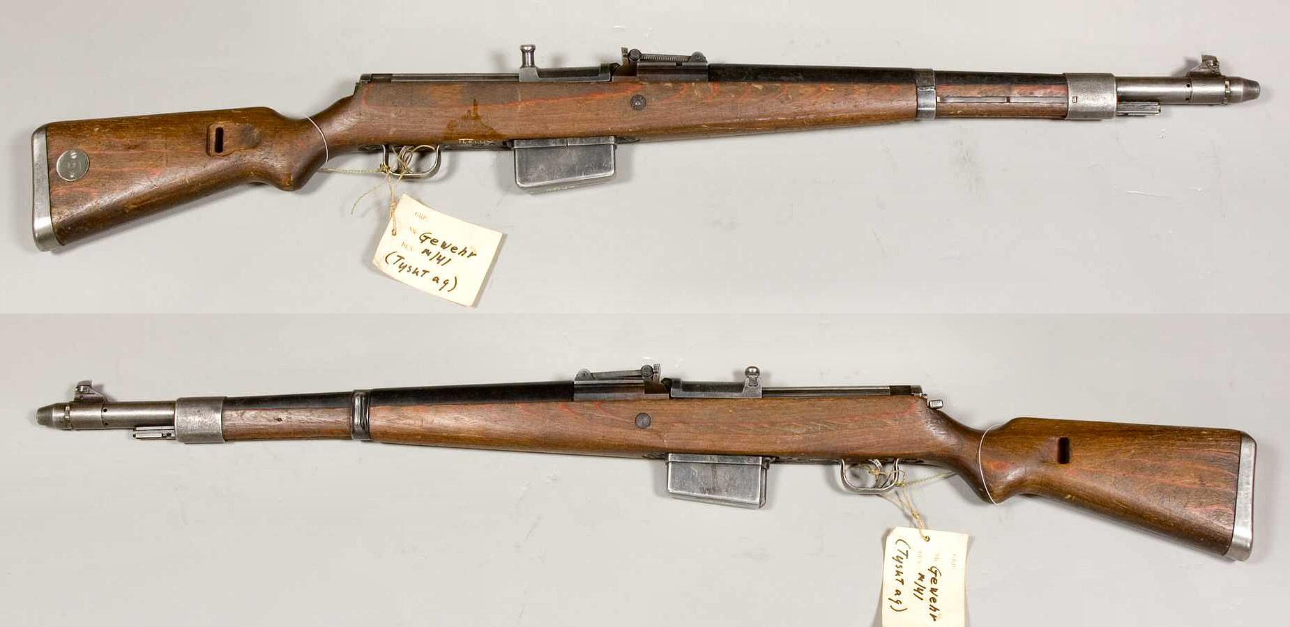 Airsoft Gewehr 41 Gewehr 41 Walther Version