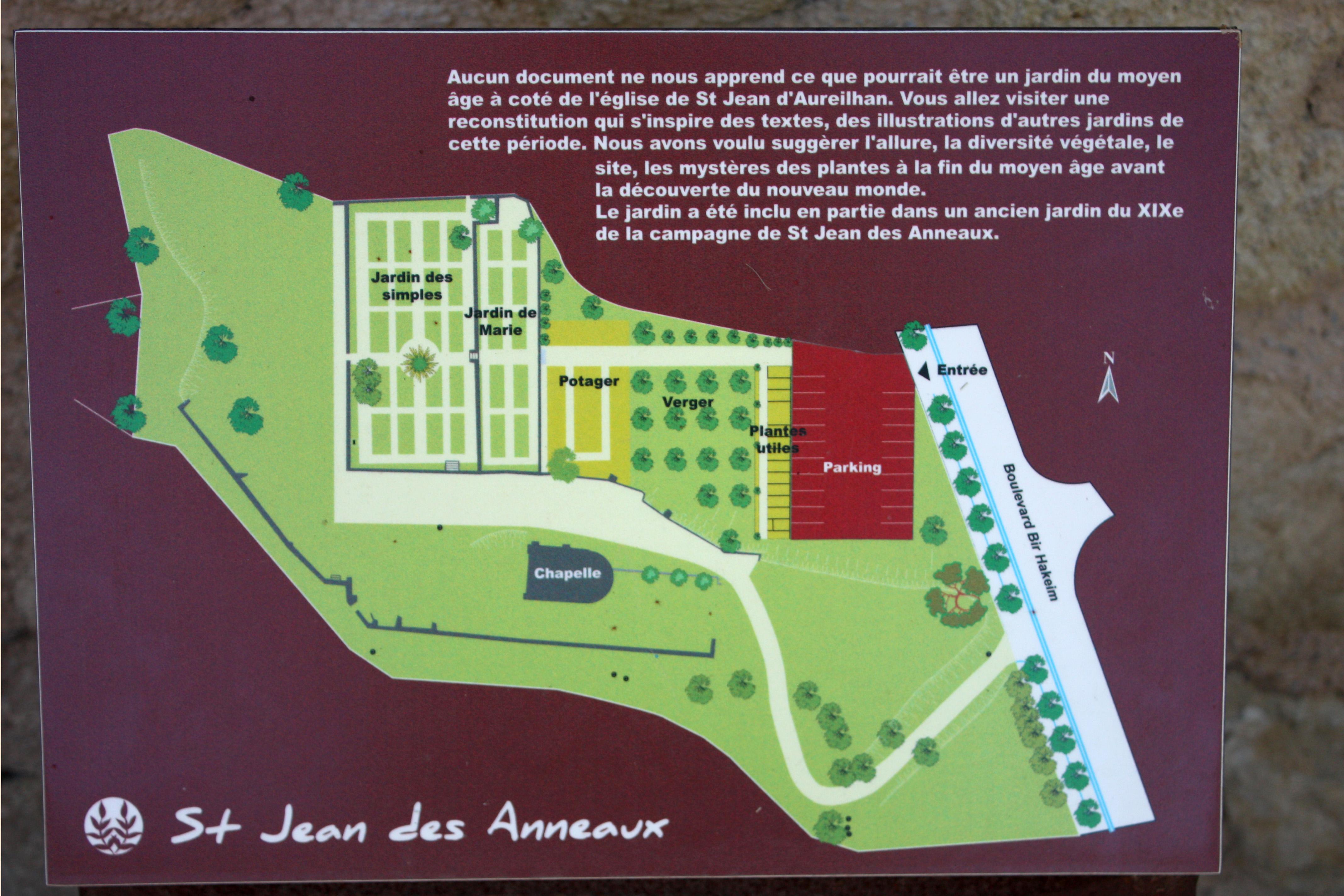 le jardin de saint jean des anneaux