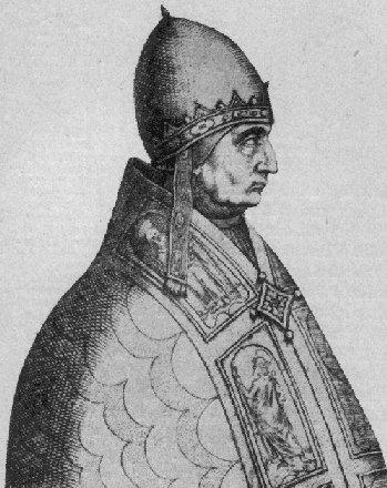 Pope Boniface VIII
