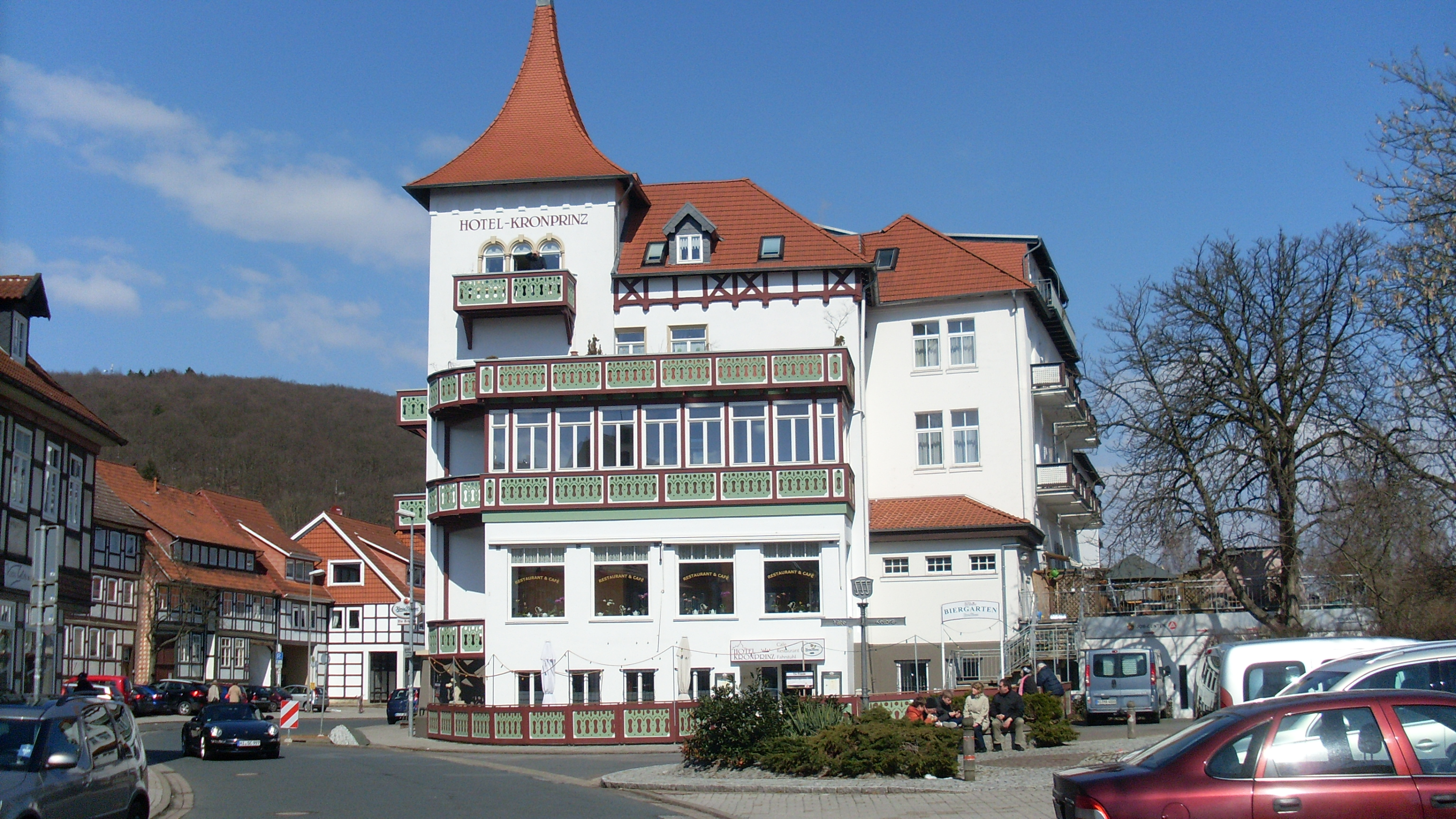 Hotel In Bad Zwischahn