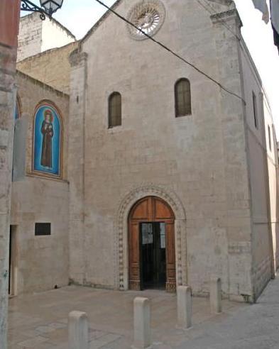 Bari - Chiesa di San Marco dei Veneziani.JPG