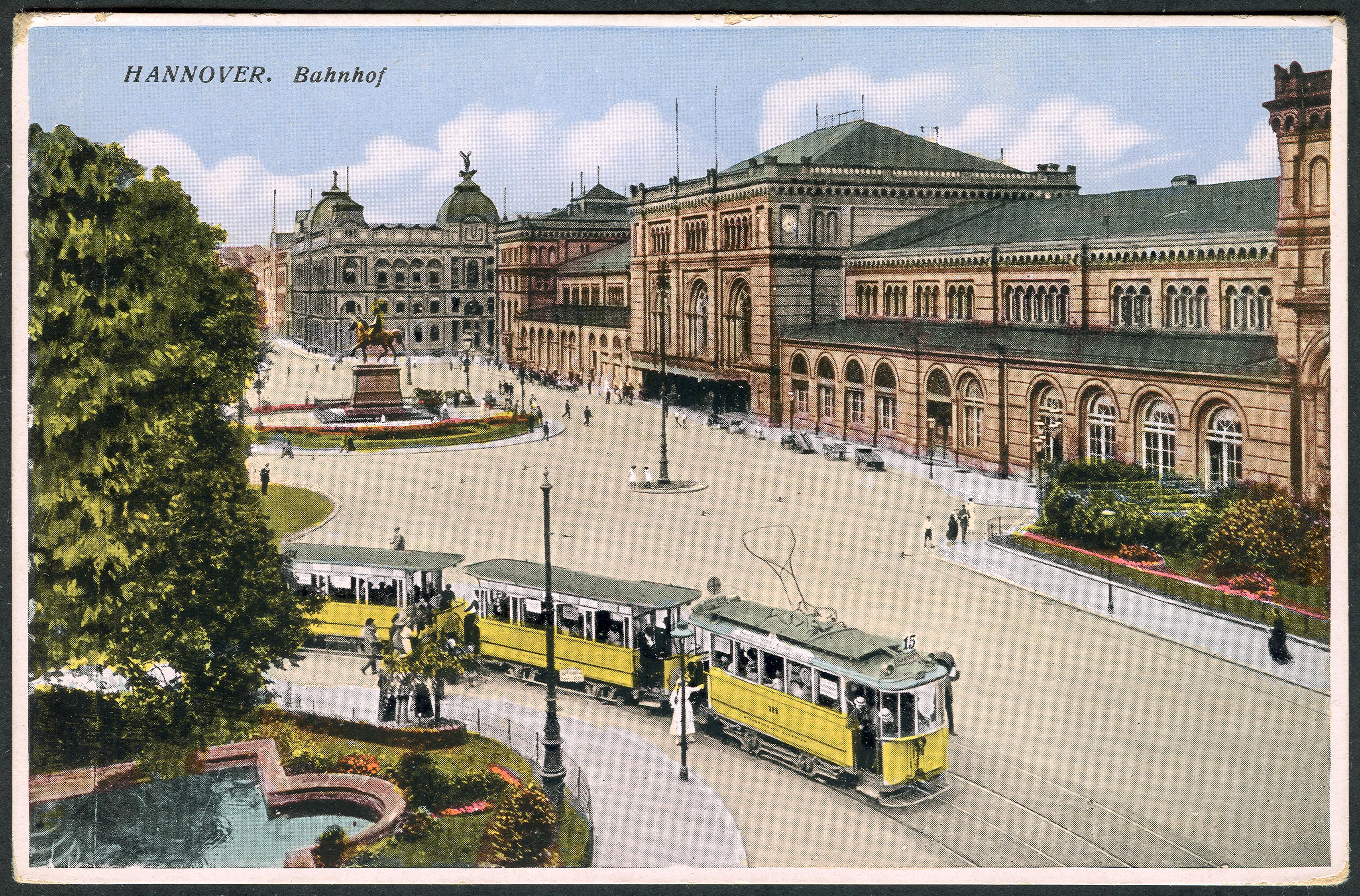 Geschichte Der Strassenbahn In Hannover Wikipedia