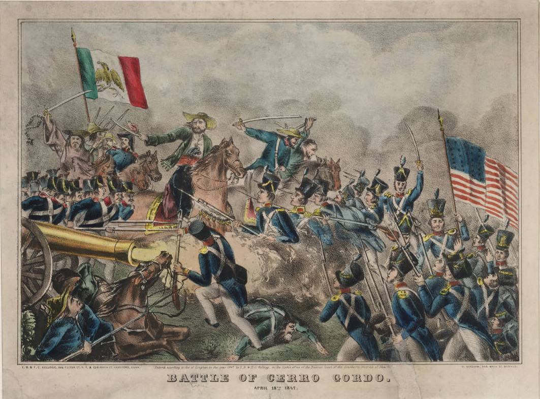 a look at the mexican american war Mexican-american war: mexican-american war, war between the us and mexico from 1846 to 1848.