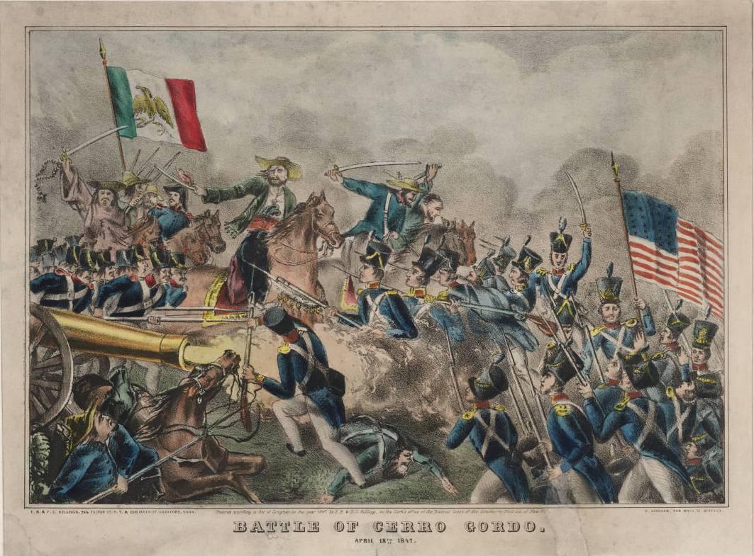 Mexikanisch Amerikanischer Krieg Wikipedia