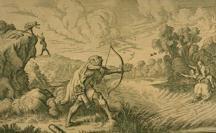 Herkules Und Deianira