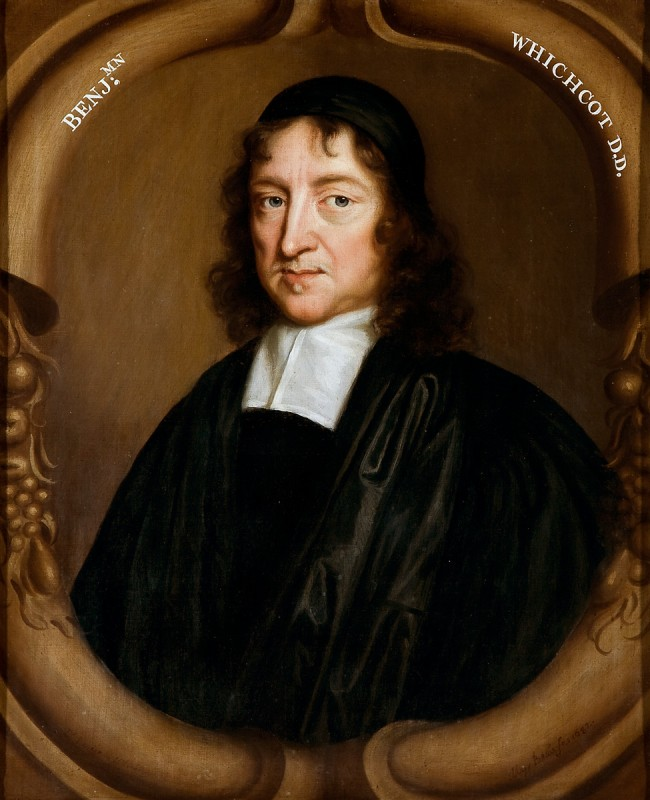 Benjamin Whichcote, portrait by [[Mary Beale