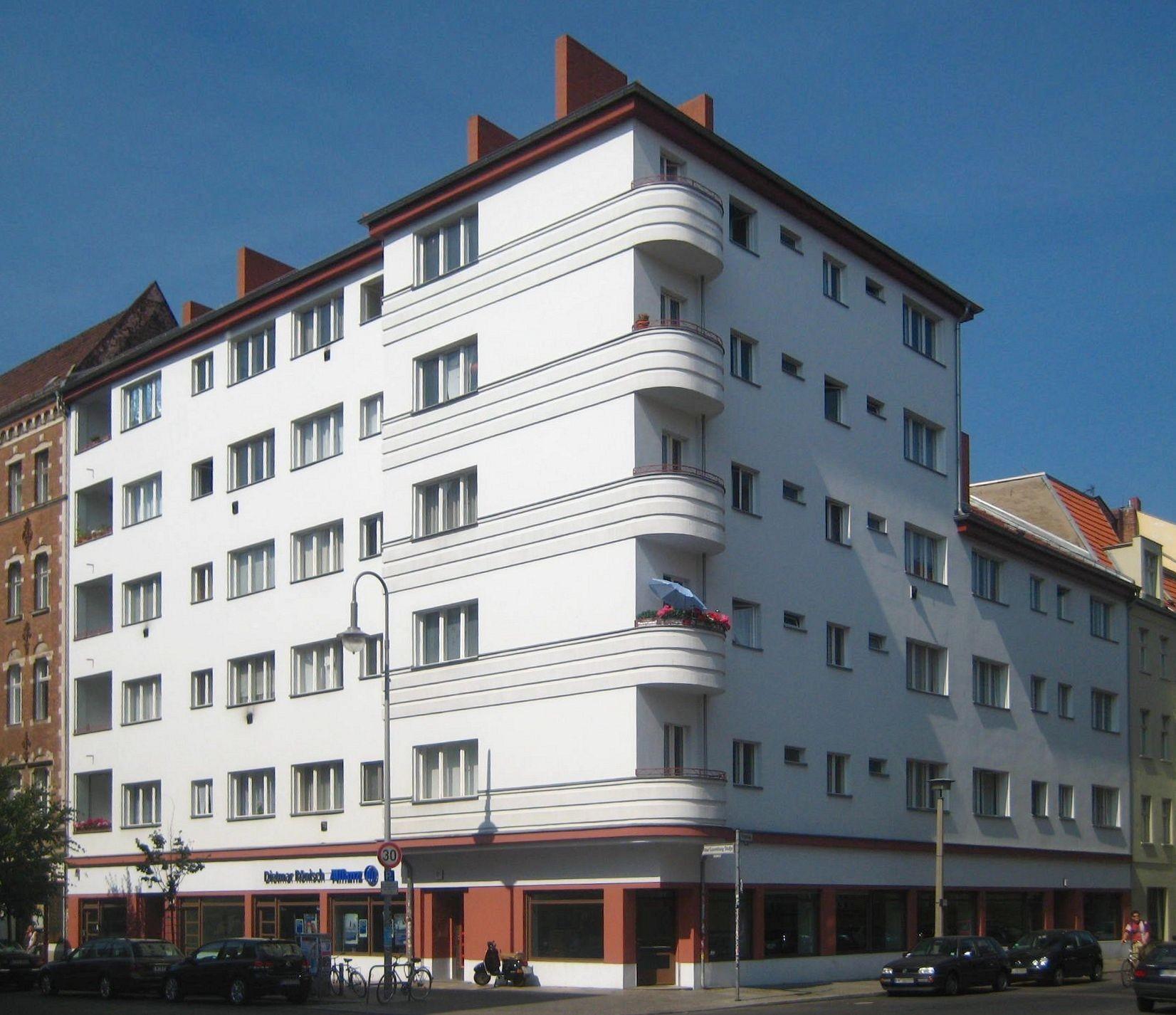 datei berlin mitte rosa luxemburg strasse 25 27 wohnanlage wikipedia. Black Bedroom Furniture Sets. Home Design Ideas