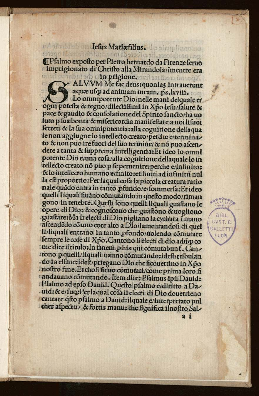 Bernardo, Pietro – Esposizione del salmo 68, 1500 – BEIC 2956478.jpg