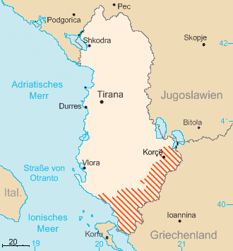 Nordepirus albanien dating