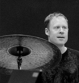 Bill Stewart (musician) American jazz drummer