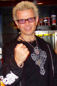 Billy Idol, 2003