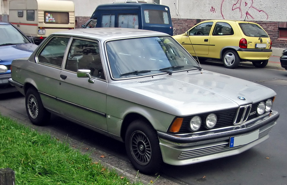 BMW Alpina B6 >> BMW E21 - Vikipedi