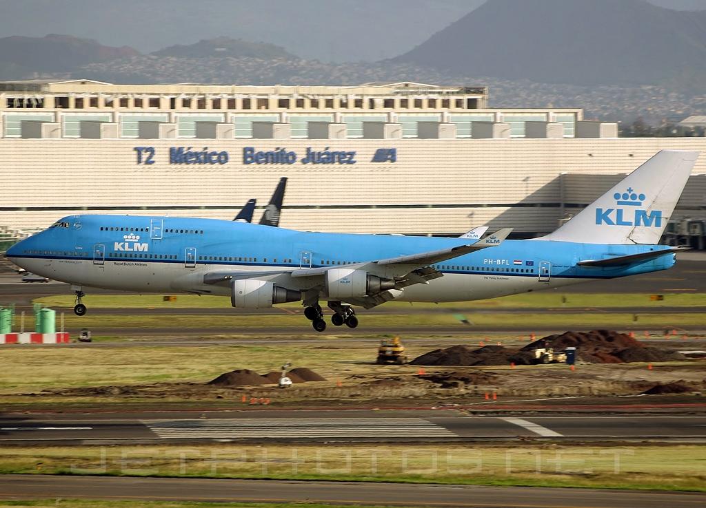 file boeing 747 406 klm royal dutch airlines jp6385228