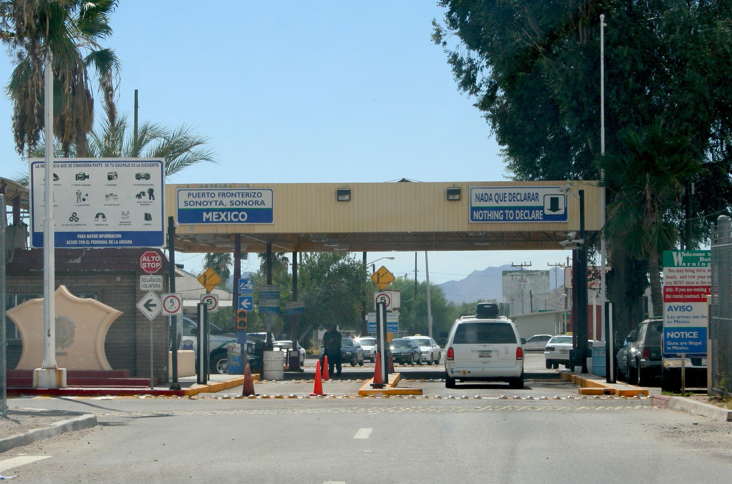OPERATIVO CONAGO: ASE desconoce autoridad de Gobierno de SONORA. PRESUNTO CULPABLE 3
