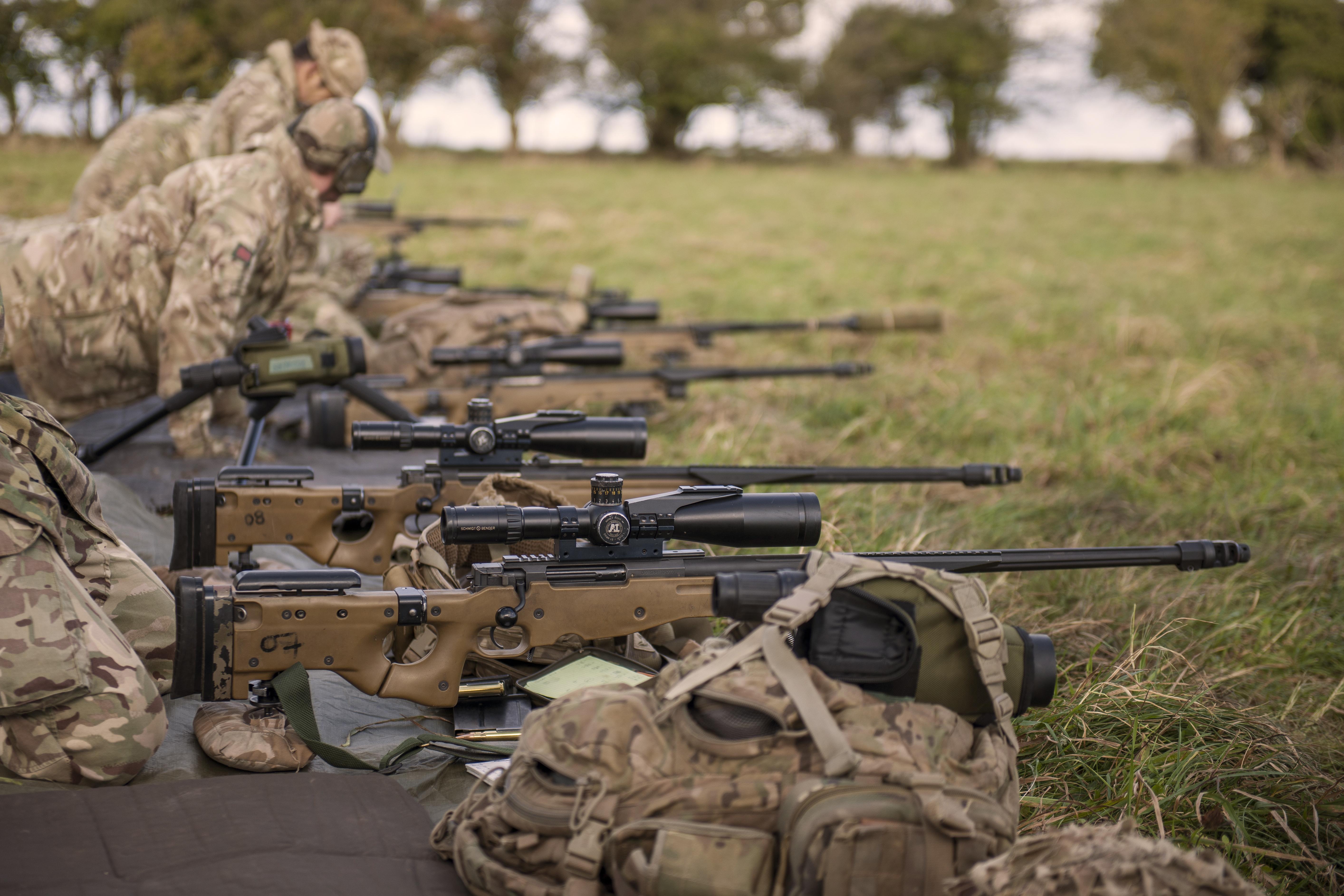 File:British Army Sniper Commanders Course MOD 45163347.jpg