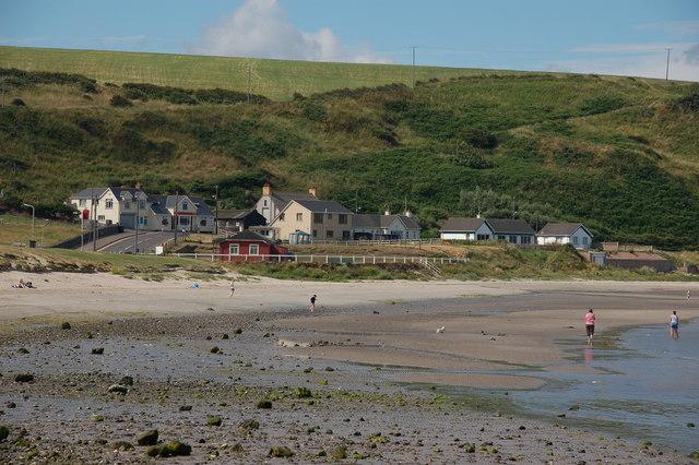 Browns Bay Beach Northern Ireland