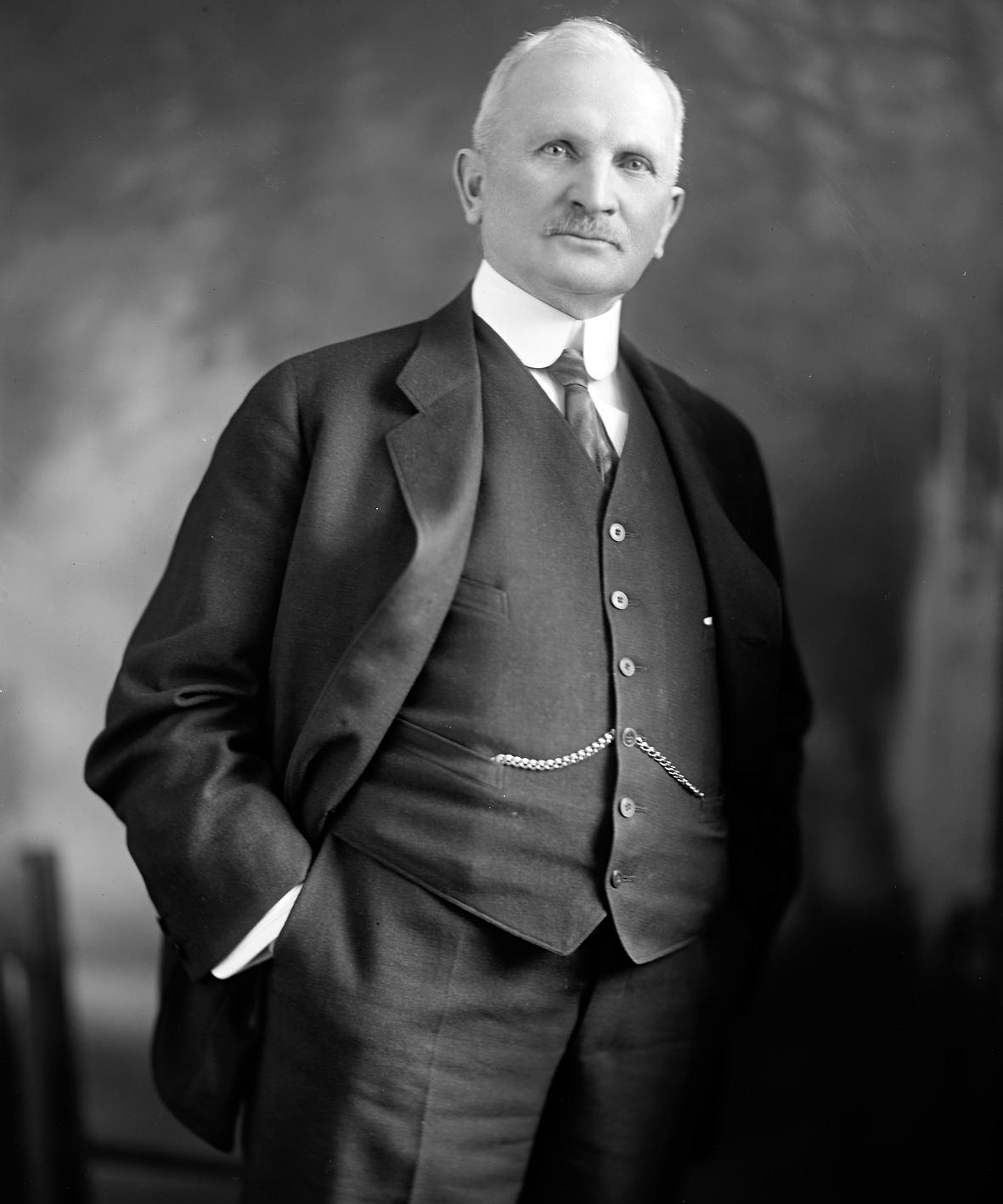 Bryan F. Mahan