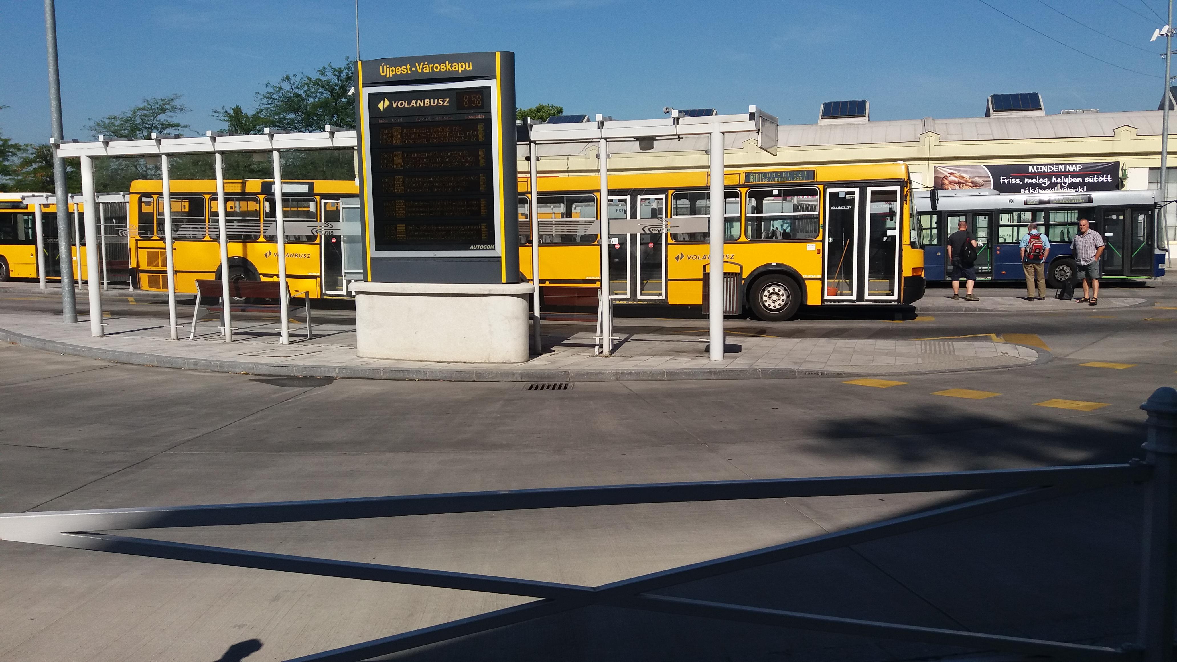 Bus Nach Budapest
