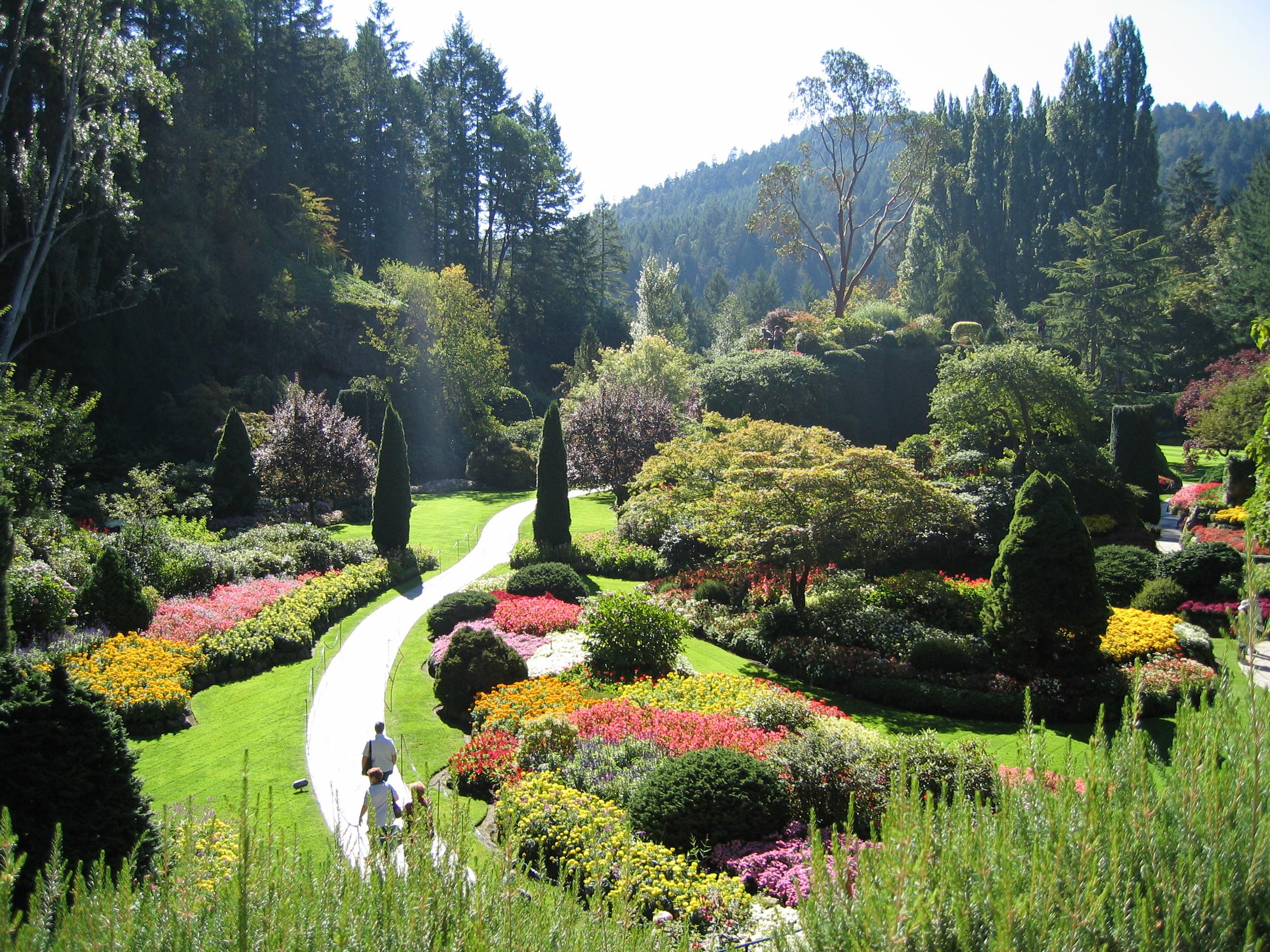 File Butchart Gardens Jpg