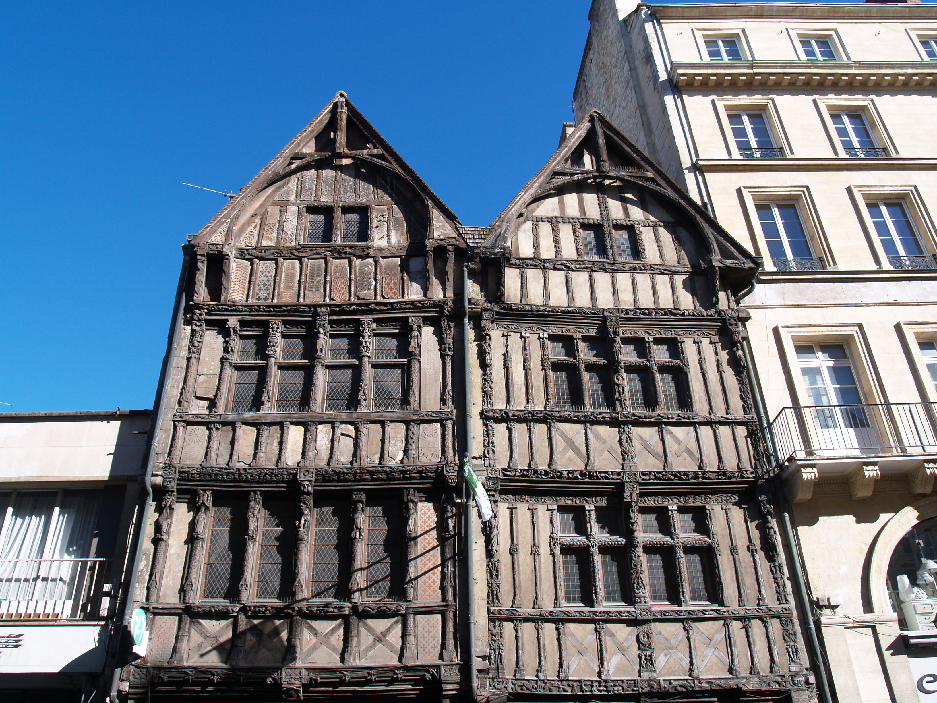 File caen france 18 jpg wikimedia commons - Rue saint laurent caen ...