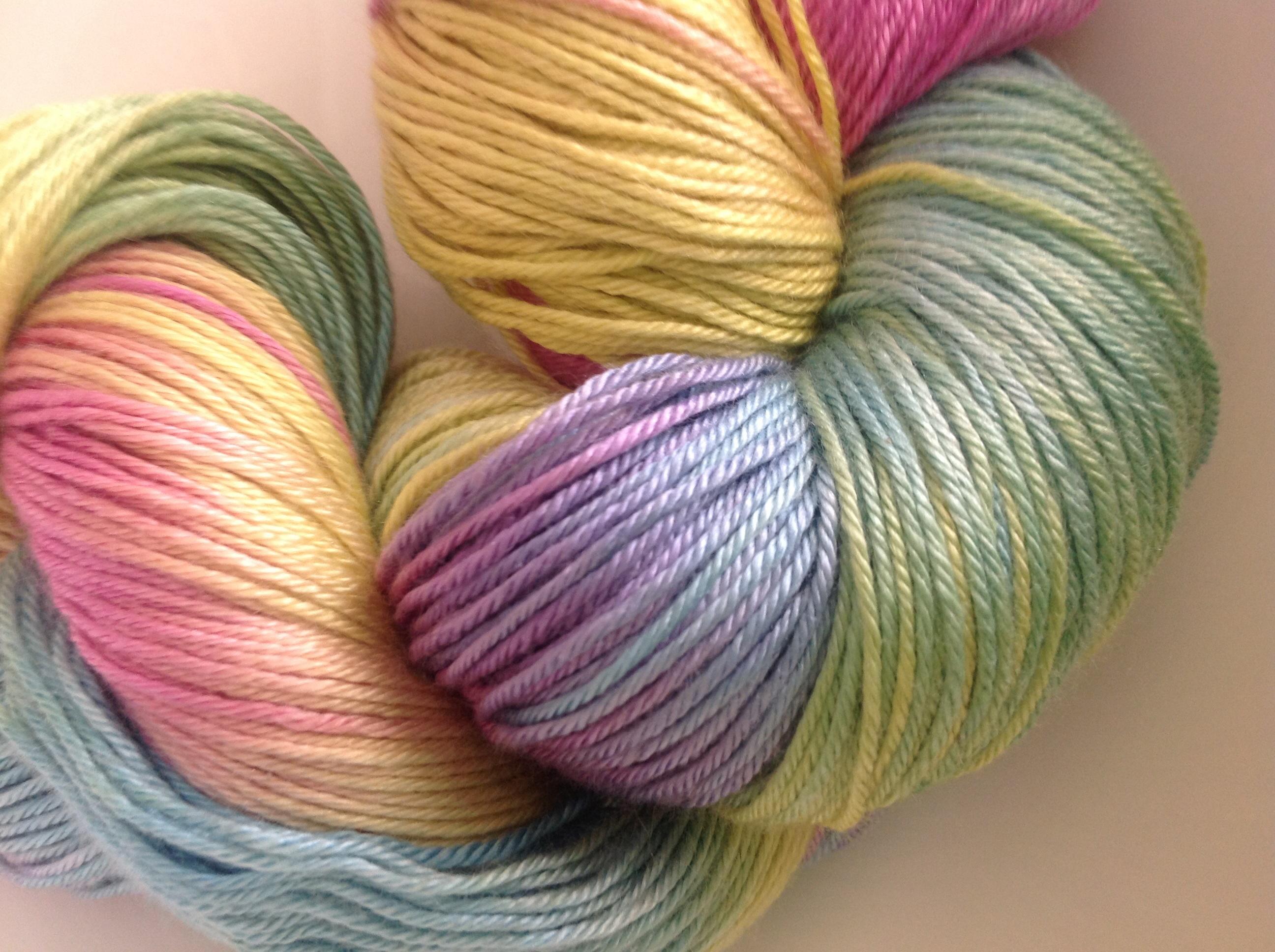 Silk Yarn -Which Yarn Weights for Crochet?