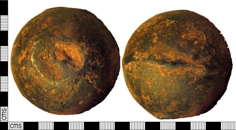 British Cannonball Sizes