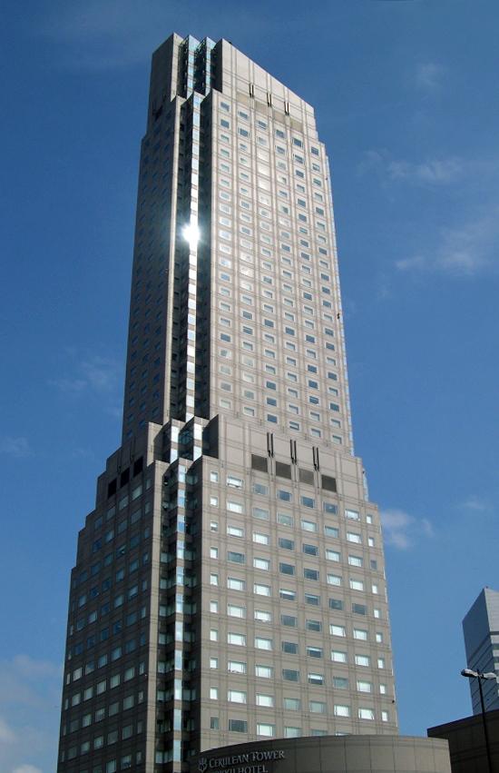 本店の入居するセルリアンタワー