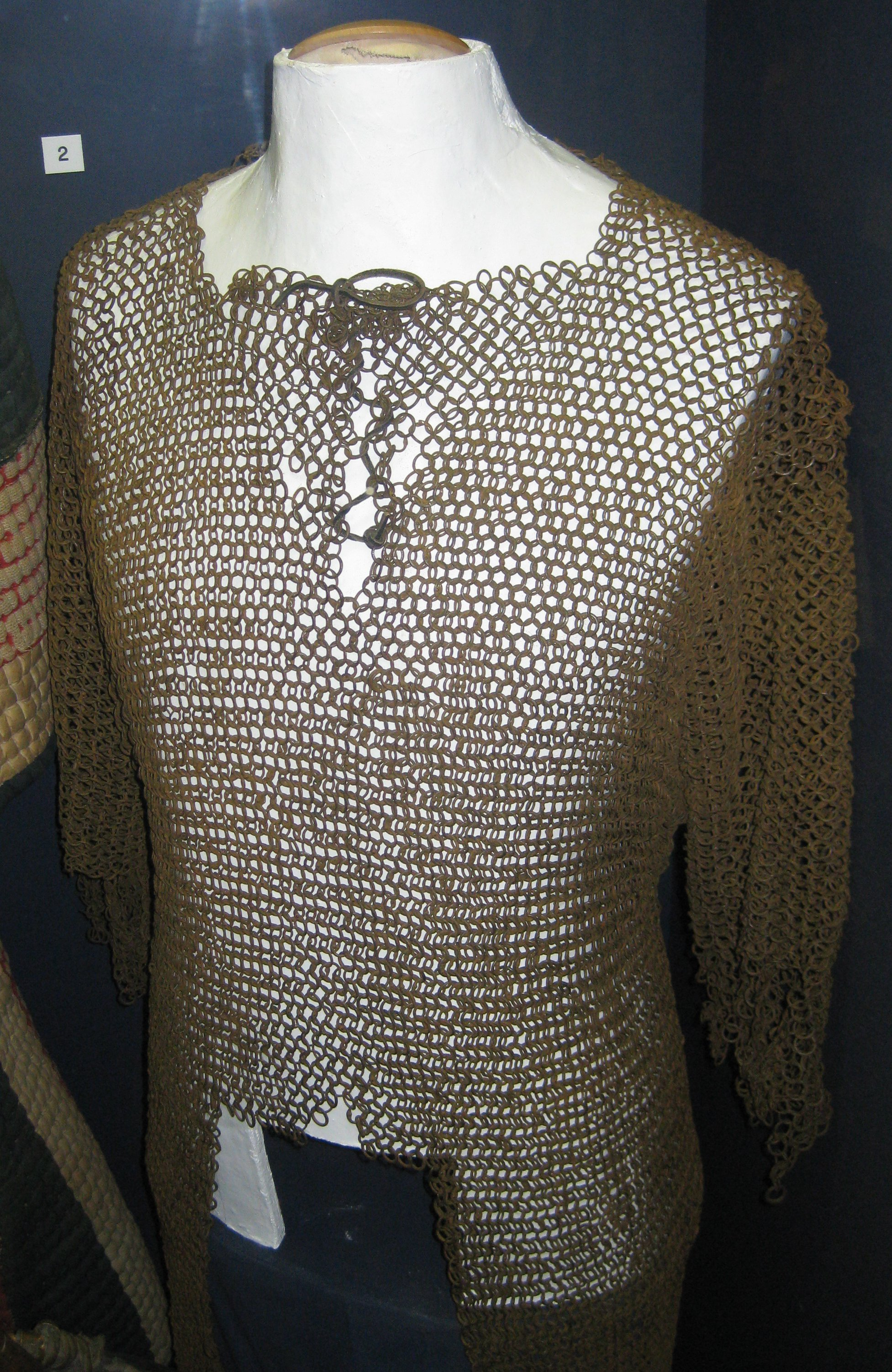 File:Chain Mail Coat, Sudanese.jpg