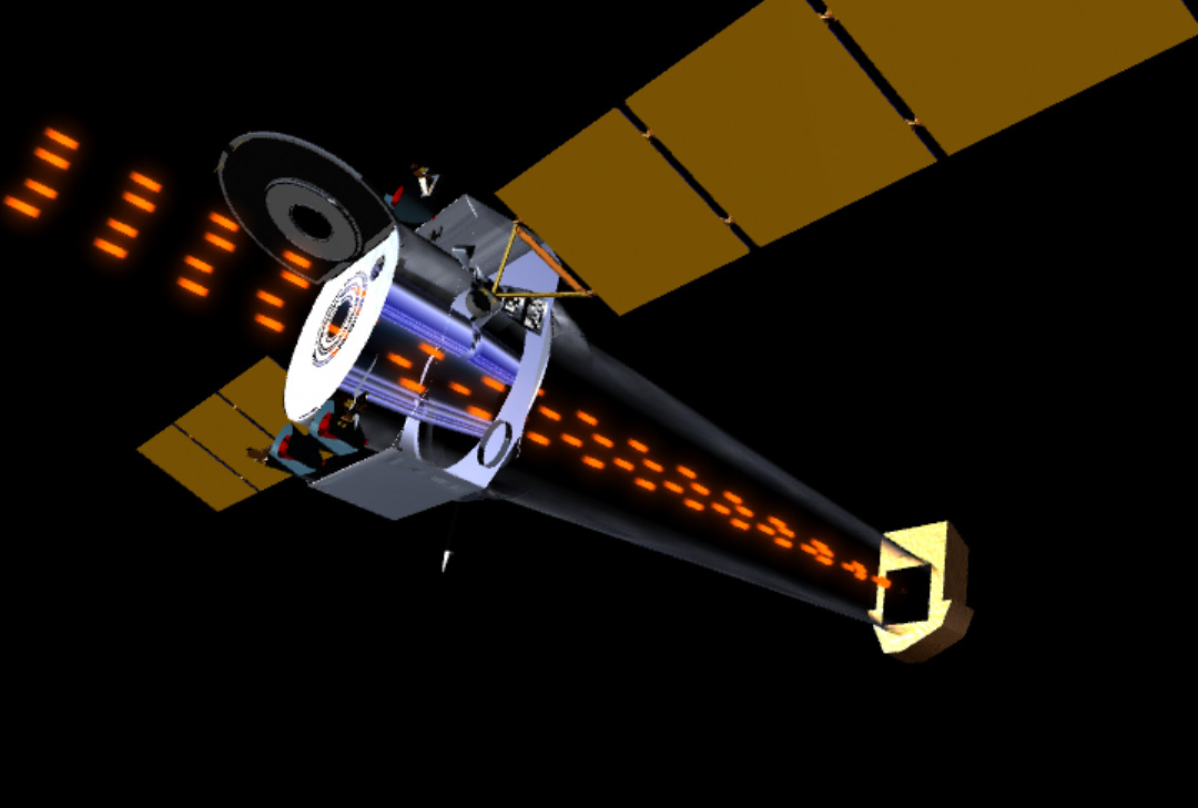 a overview of the eileen collins and chandra observatory Information about the chandra x-ray observatory, which was launched on july 23, 1999, its mission and goals, and the people who built it.