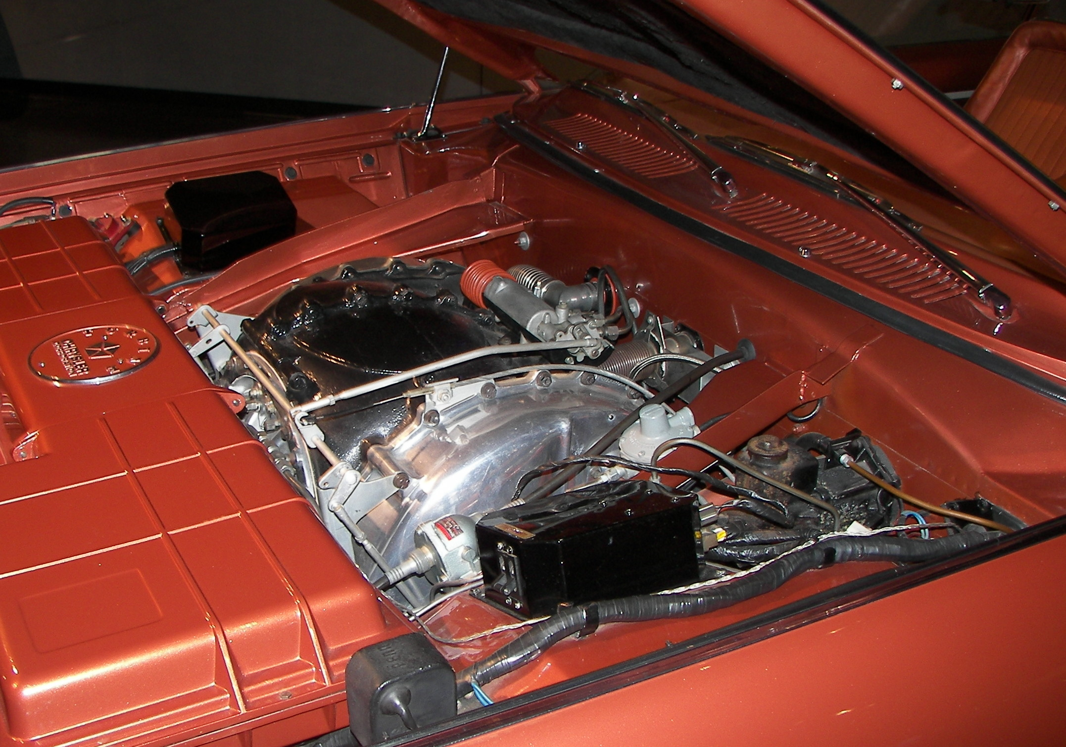 Chrysler Turbine Engines Wikipedia