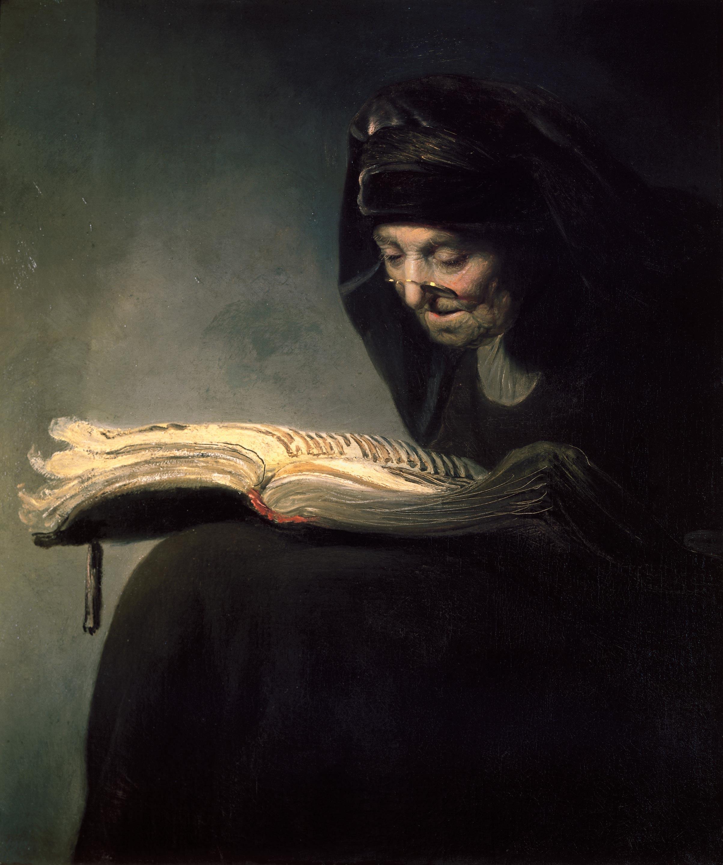 Circle of Rembrandt - Rembrandts moeder.jpg