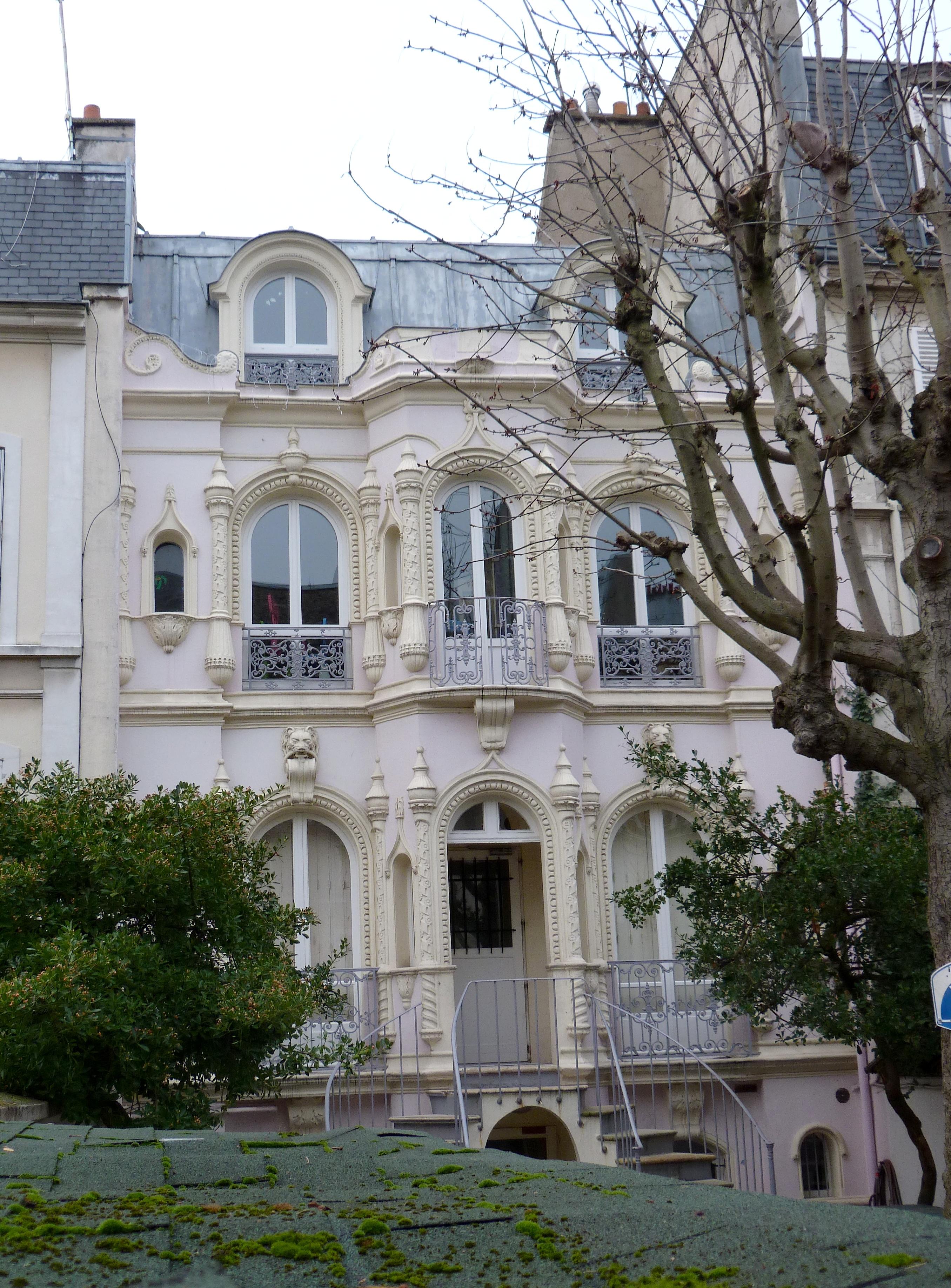 Vente Appartement Paris  Buttes Chaumont