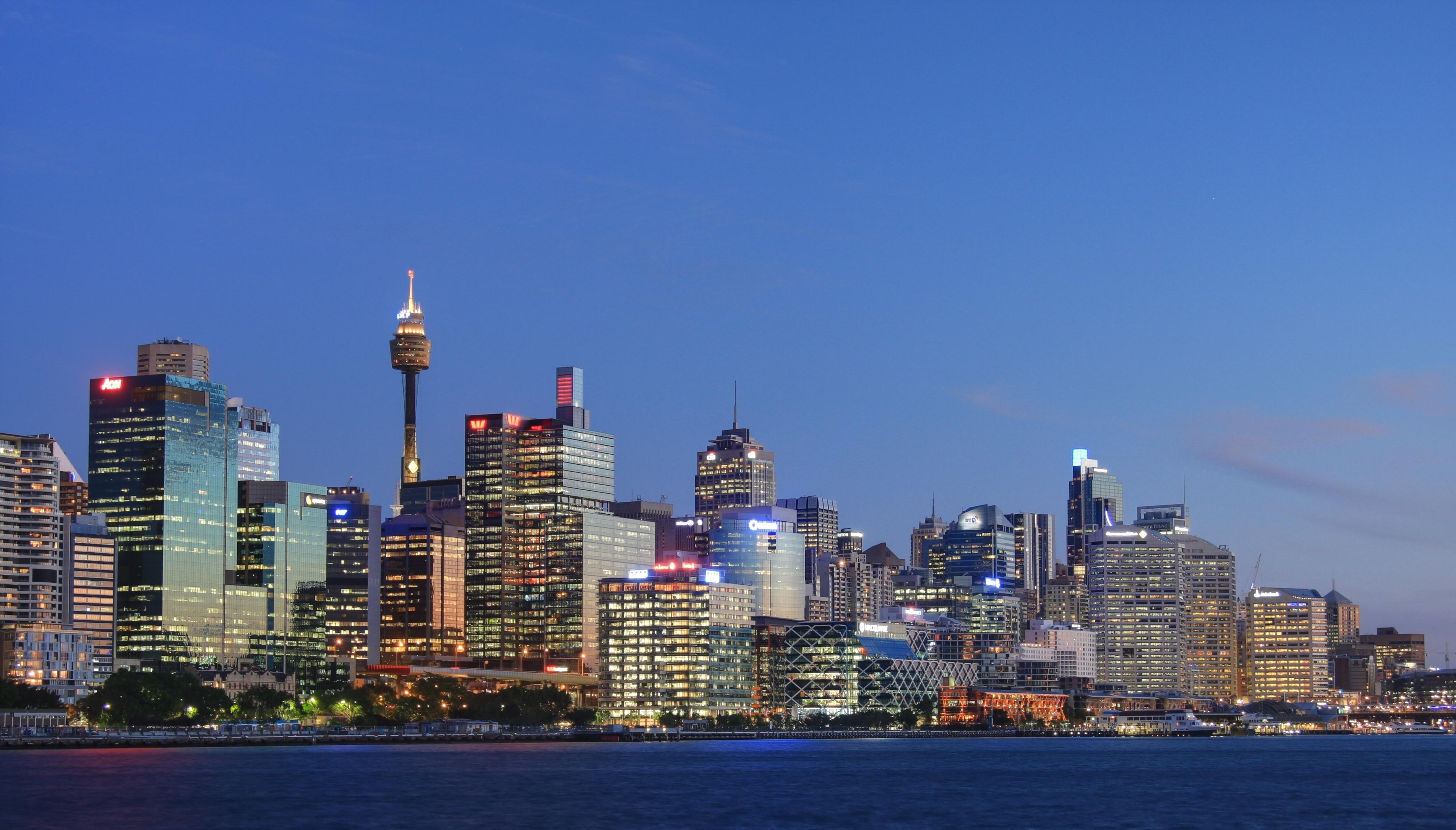 Dubai To Australia Travel Time