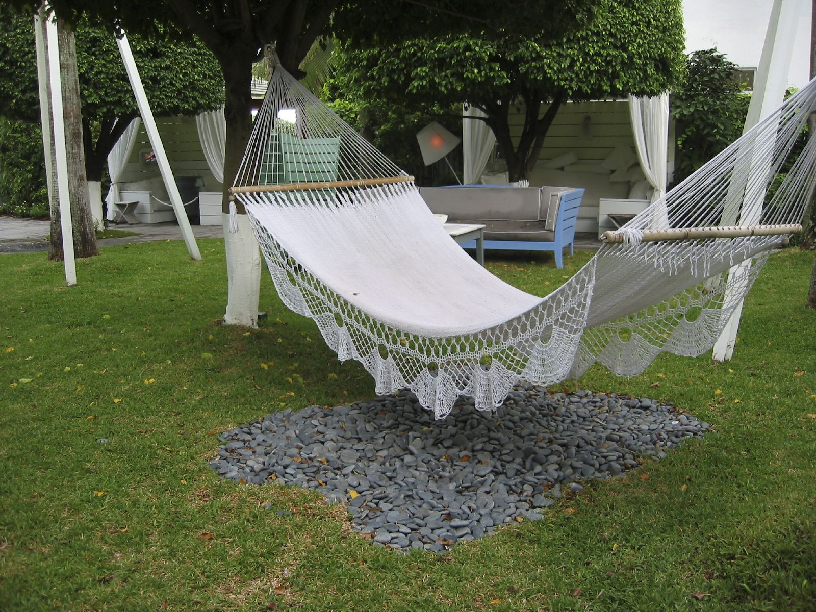 Make A Hammock From A Bed Frame