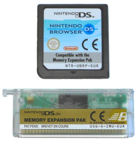 Nintendo DS (dossier) DS_Lite_Browser_and_Memory_Pak