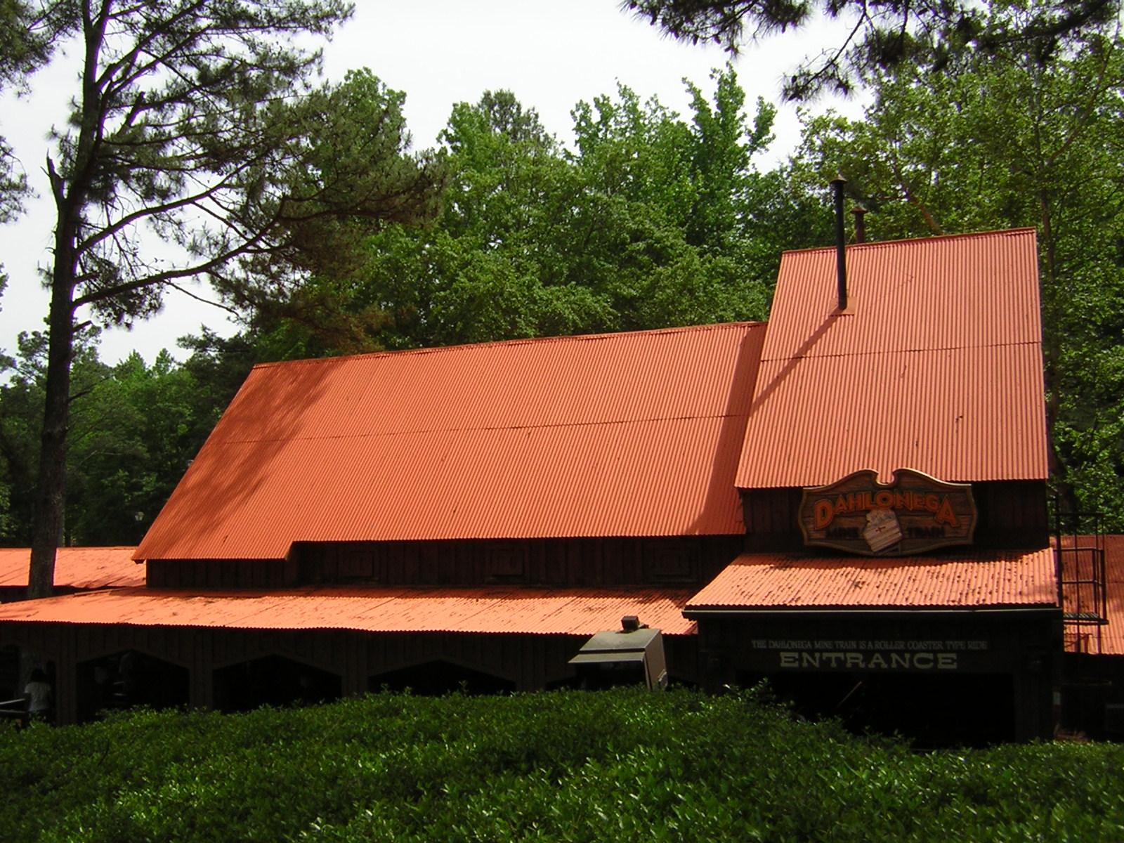 Dahlonega Mine Train