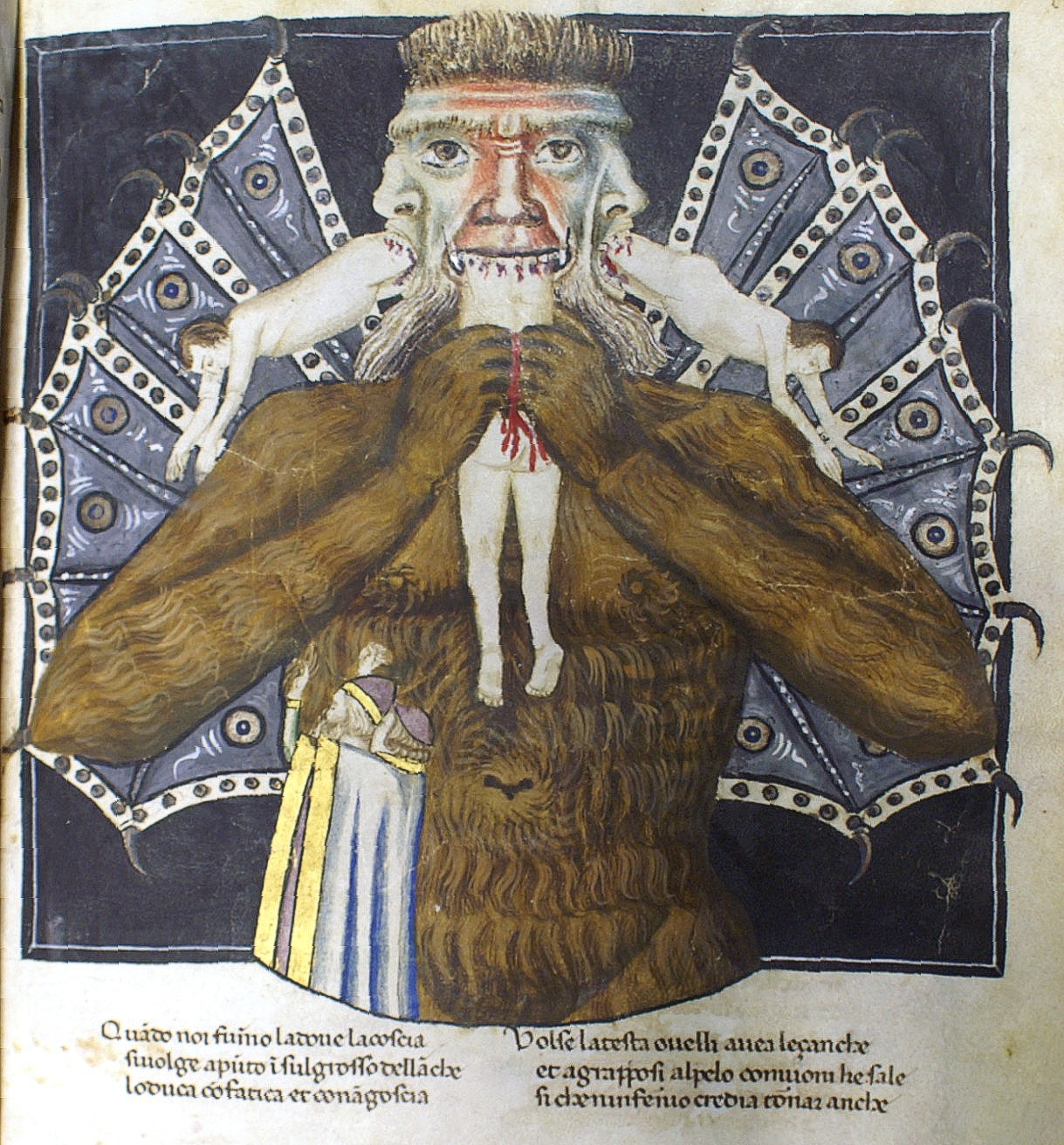 Parabole de l'homme fort — Wikipédia