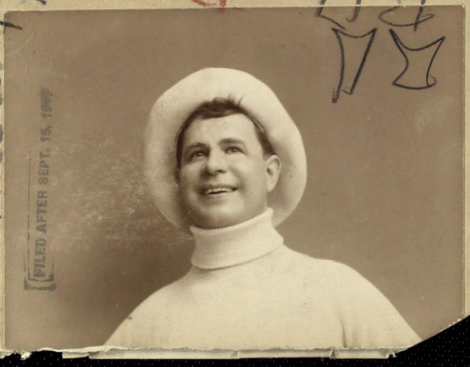 Undated photo of composer David Braham