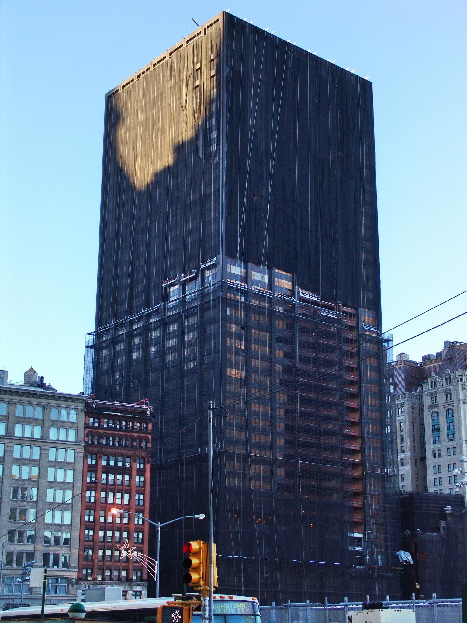 Deutsche Bank Building  Wall Street