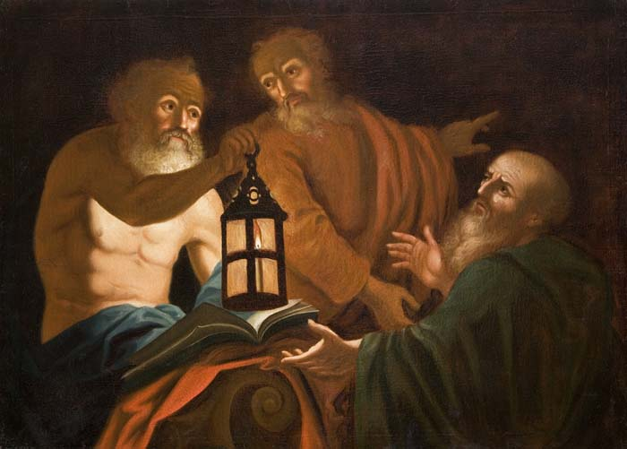 Diogenes anonymous