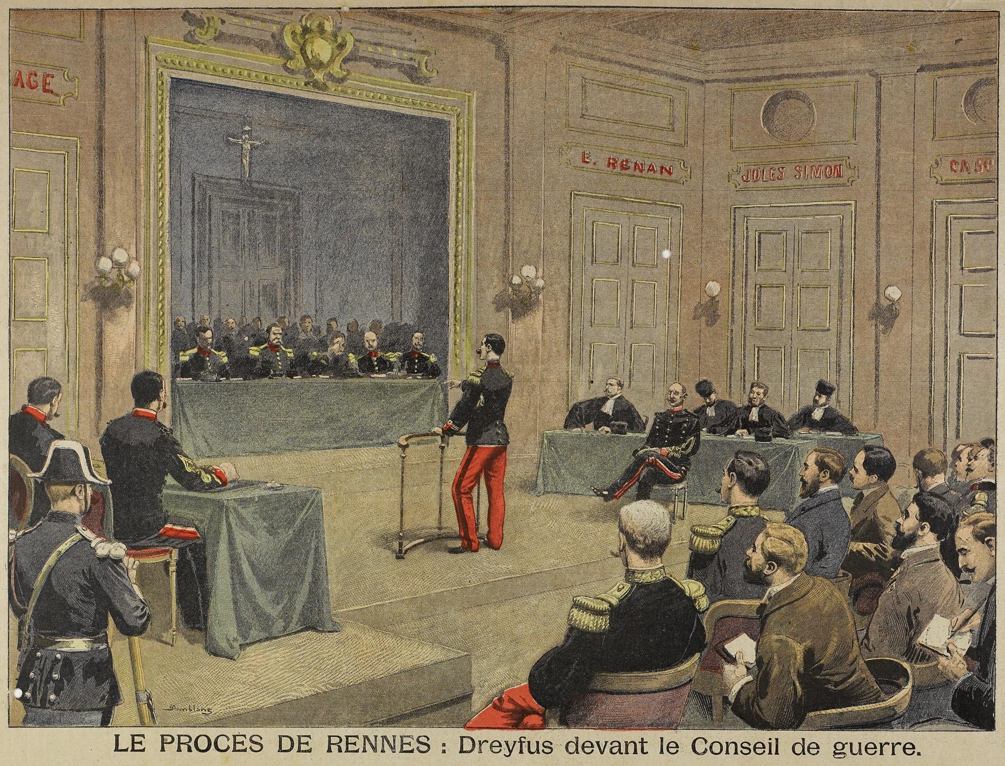 Dreyfus Affäre