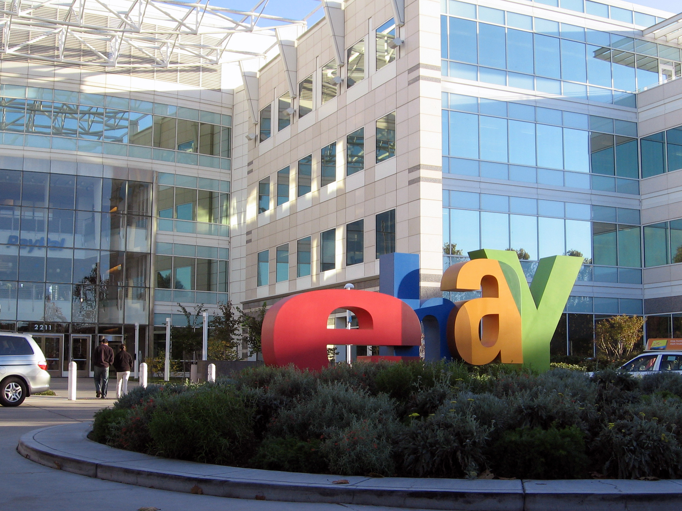 ebay head office. File:Ebay-PayPal San Jose.jpg Ebay Head Office