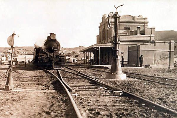 Resultado de imagen para patagonia 1940 tren