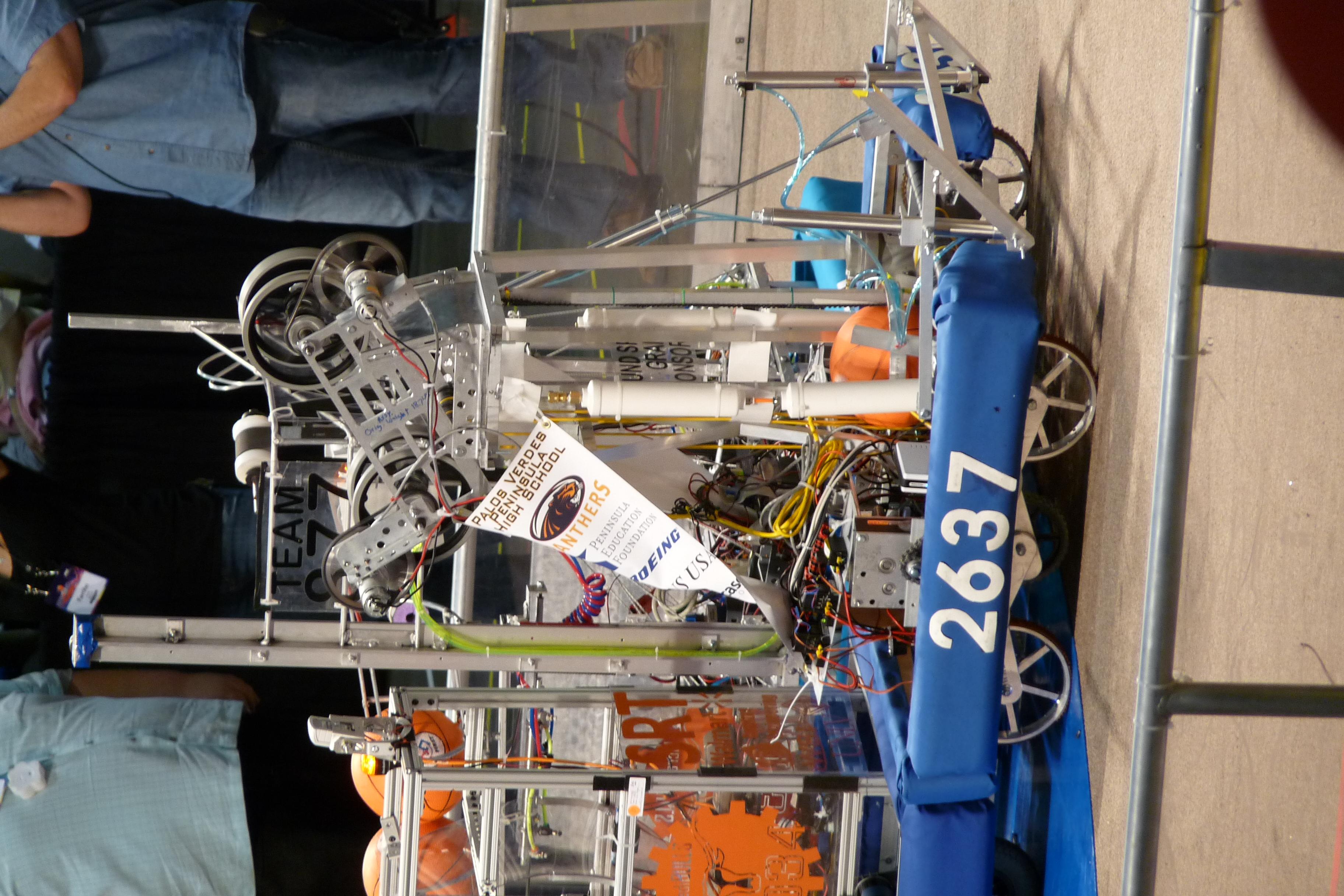 File:FRC-2637-Peninsula.High.Robotics Las Vegas Regionals 2012.