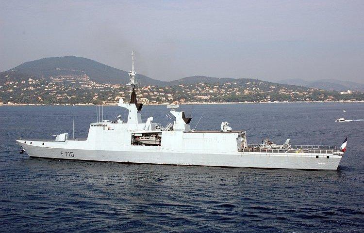 image the la fayette class frigate