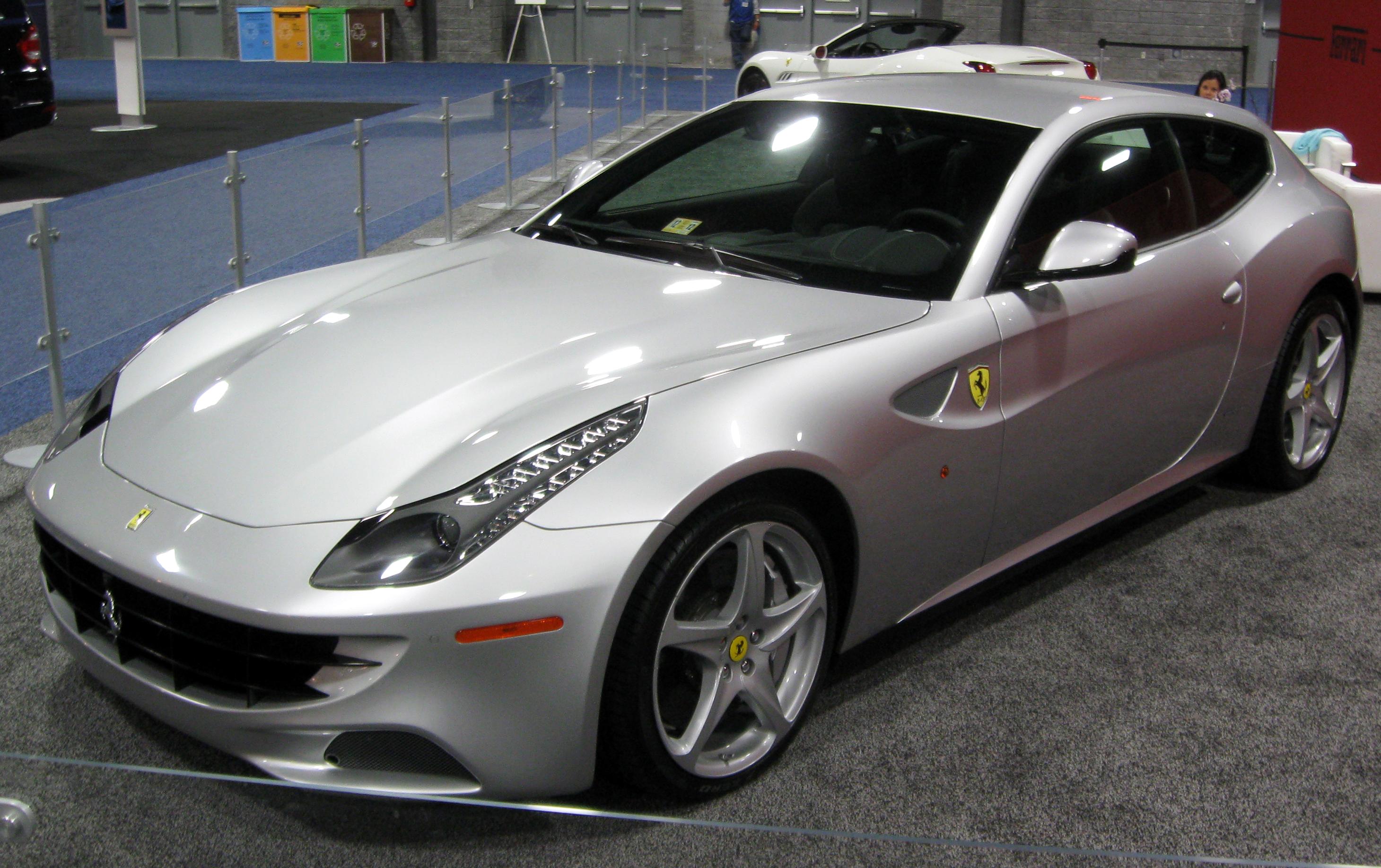 File Ferrari Ff 2012 Dc Front Jpg Wikimedia Commons